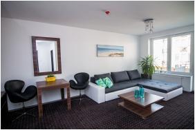 Plage Hotel, Living room - Hajduszoboszlo