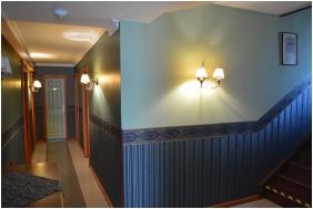 Corridor, Hotel Platan Sarvar, Sarvar