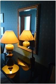 Hotel Platan Sarvar, Corridor - Sarvar