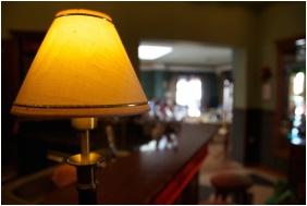 Hotel Platan Sarvar, Receptıon - Sarvar