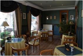 Coffee shop, Hotel Platan Sarvar, Sarvar