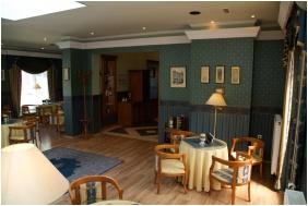 Coffee shop - Hotel Platan Sarvar