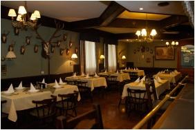 Restaurant, Hotel Platan Sarvar, Sarvar