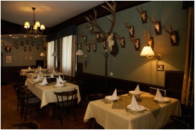 Restaurant - Hotel Platan Sarvar