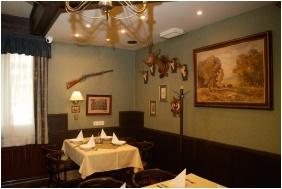 Hotel Platan Sarvar, Sarvar, Restaurant