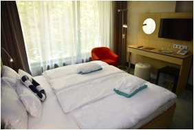 Portobello Wellness & Yacht Hotel, Esztergom, Double room