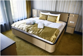 Portobello Wellness & Yacht Hotel, Franciaágyas szoba - Esztergom
