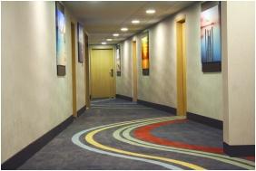 Portobello Wellness & Yacht Hotel, Corridor - Esztergom