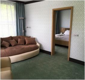 Portobello Wellness & Yacht Hotel, Esztergom, Lakosztály