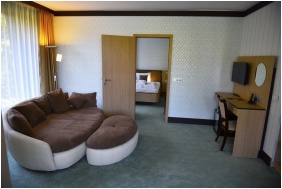 Portobello Wellness & Yacht Hotel, Esztergom, Suite