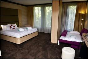 Portobello Wellness & Yacht Hotel, Kétágyas szoba pótággyal - Esztergom