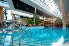 Portobello Wellness & Yacht Hotel, Esztergom, Adventure pool