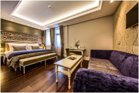 Executive room, Prestige Hotel Budapest, Budapest