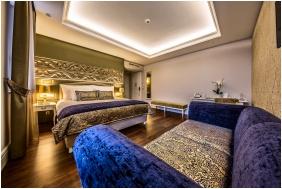 Deluxe room, Prestige Hotel Budapest, Budapest