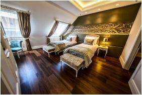 Prestige Hotel Budapest, Deluxe room - Budapest