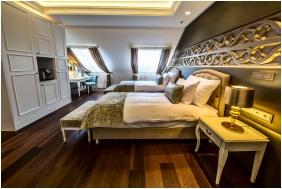 Pokoj Executive - Prestige Hotel Budapest