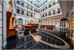 Prestige Hotel Budapest, Budapest, Recepció