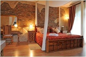 Puchner Kastélyszálló, Bikal, Hálószoba