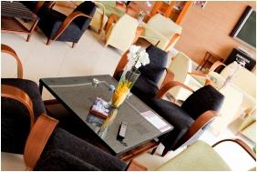 Greenfield Hotel Golf & Spa, Buk, Bukfurdo, Cafenea