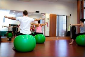Greenfield Hotel Golf & Spa, Sala fitness