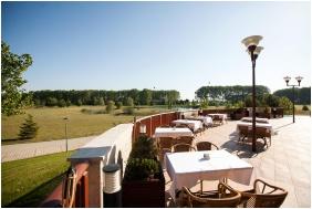 Greenfield Hotel Golf & Spa, Terasa