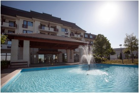 Greenfield Hotel Golf & Spa, Intrare