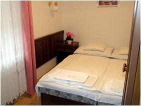 Hálószoba, Rajna Apartman, Bogács