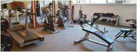 Hunguest Hotel Bal Resort, Balatonalmadi, Fitness room