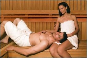 Hunguest Hotel Bal Resort, Balatonalmadi, Sauna