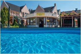 Relax Hotel Hévíznél, Cserszegtomaj, Külső kép