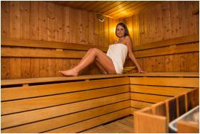 Finnszauna - Relax Hotel Hévíznél