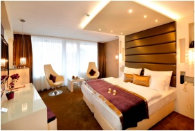 Twin room - Residence Conference and Wellness Hotel