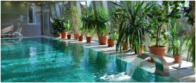 Residence Conference and Wellness Hotel, Siofok, Adventure pool