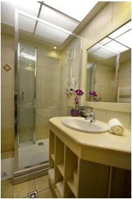 Residence Konferencia és Wellness Hotel, Fürdőszoba - Siófok