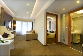 Deluxe room - Residence Conference and Wellness Hotel
