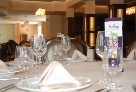 Residence Conference and Wellness Hotel, Siofok, Restaurant