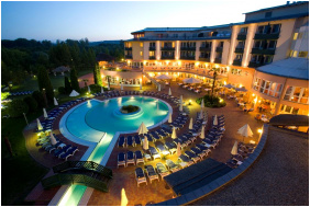 Lotus Therme Hotel & Spa, Comfort double room