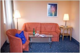 Lotus Therme Hotel & Spa, Heviz, Junior suite