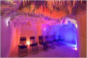Lotus Therme Hotel & Spa, Hévíz, Sóbarlang