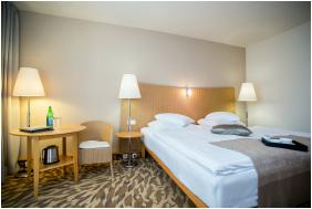 Economy single room, Lotus Therme Hotel & Spa, Heviz