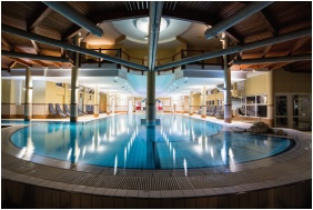 Spa- és wellness-centrum - Lotus Therme Hotel & Spa