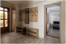 Róma Apartmanház, szobabelső