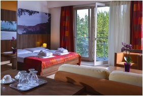 Deluxe room, Royal Club Hotel, Visegrad