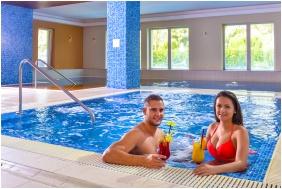 Royal Club Hotel, Inside pool - Visegrad