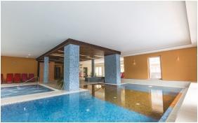Royal Club Hotel, Visegrad, Open-air terrace