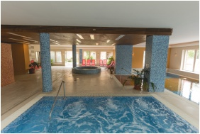 Royal Club Hotel, Visegrad, Inside pool