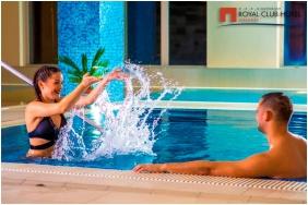 Inside pool - Royal Club Hotel