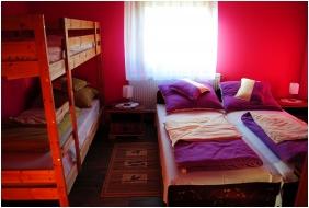 Rózsapark Vendégház, Comfort családi szoba - Demjén