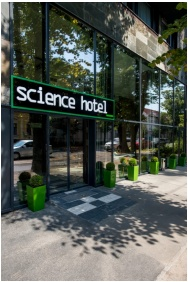 Building - Hotel Science