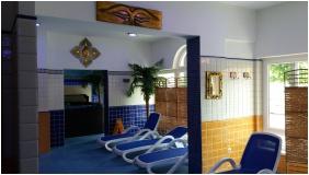 Siesta Club Hotel, Harkány, Pezsgőfürdő